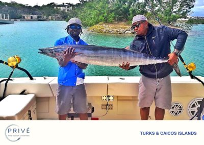Deep Sea Fishing - Our Experienced Team will leave you with lasting memories of your vacation