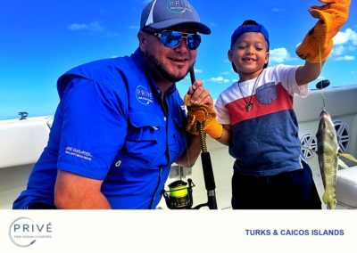 Bottom Reef Fishing - Fun for all the family - Lasting Memories - Start 'em young!