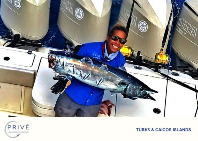 Deep Sea Fishing - When more than just us want the Wahoo!