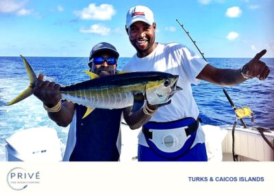 Deep Sea Fishing - Tuna - Memories for our guests
