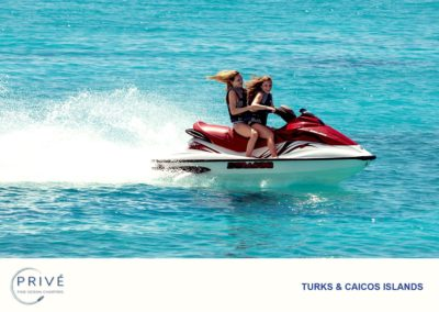 Jet Skis - Azimut Charter - Adventures await the whole family