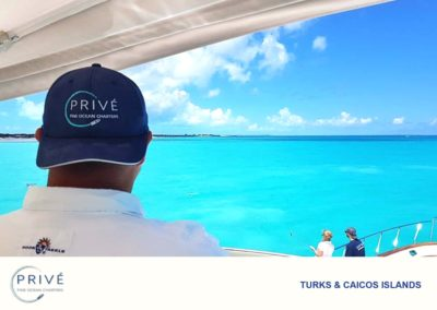 Private Beach Escape - Cruise the beautiful waters of the Islands and Cays