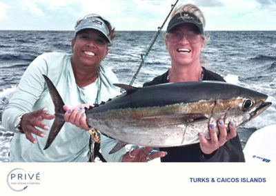 Deep Sea Fishing - Tuna - Guest Satisfaction