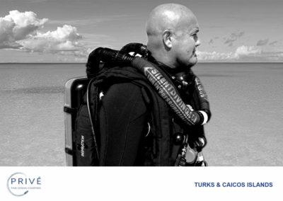 Scuba Diving - Veteran Master Instructor - Technical Diver - Co-Owner of Prive' - Garin Bescoby