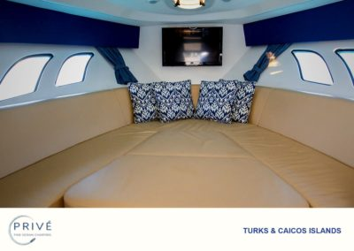 Intrepid - Cabin - Seating - Bedroom