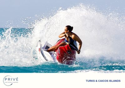 Jet Skis - Azimut Charter - Boarding - High Energy Thrills