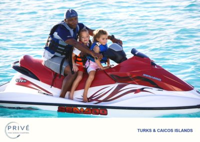 Jet Skis - Azimut Charter - Family Fun - Prive' Guides