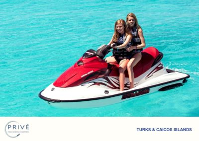 Jet Skis - Azimut Charter - Teens can ride safely under the supervision of our experienced staff