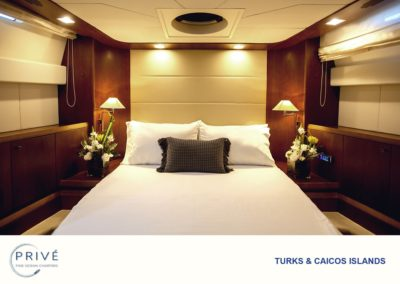 Azimut Yacht - V.I.P Guest Stateroom