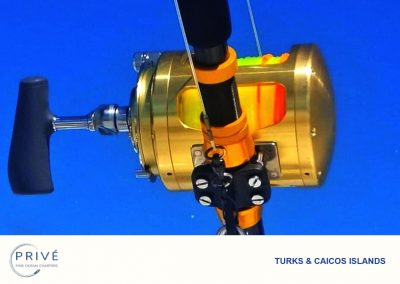 Deep Sea Fishing - Fine Equipment