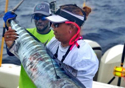 Deep Sea Fishing -Wahoo