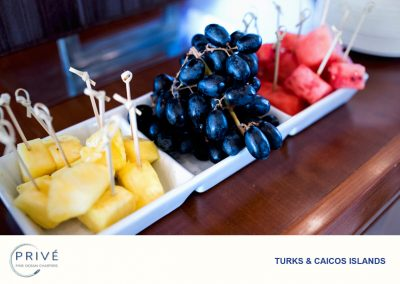 Gourmet Dishes - Fruit Always available throughout the day