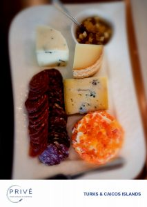 Assorted cheese spread