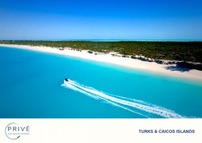 Private Beach Escape - Enjoy the thrill of Jet skiing while in the most spectacular waters along the finest beaches